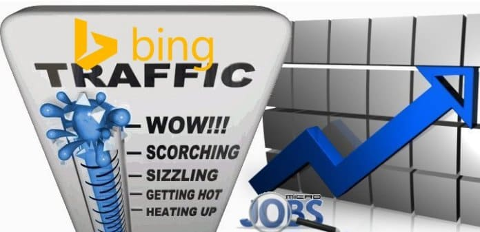 Buy Bing.com Visitors