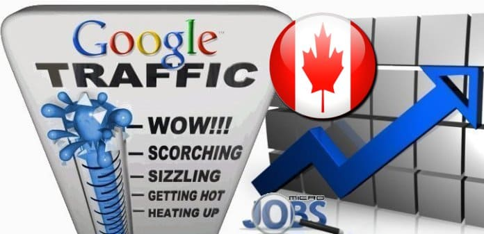 Buy Google.ca Traffic