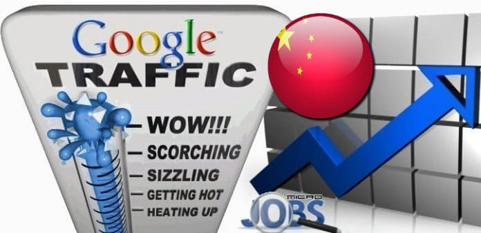 Buy Google.cn Traffic