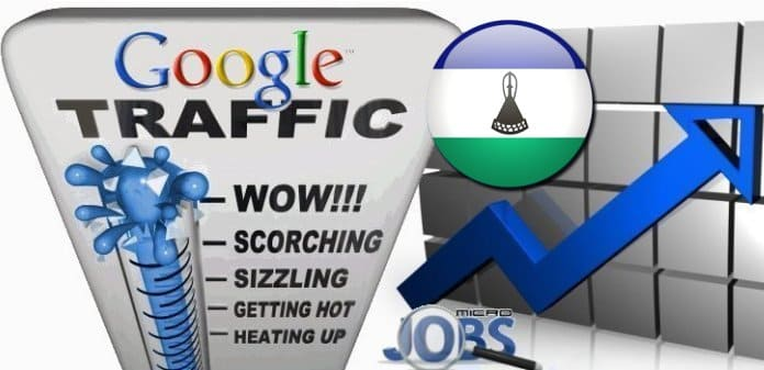 Buy Google.co.ls Traffic