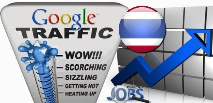 Buy Google.co.th Traffic