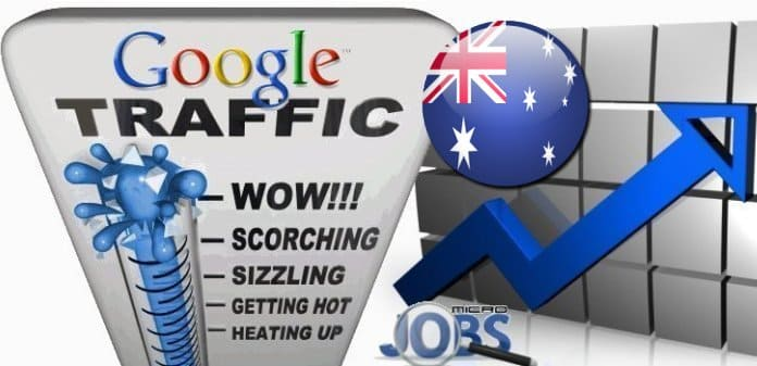 Buy Google.com.au Traffic
