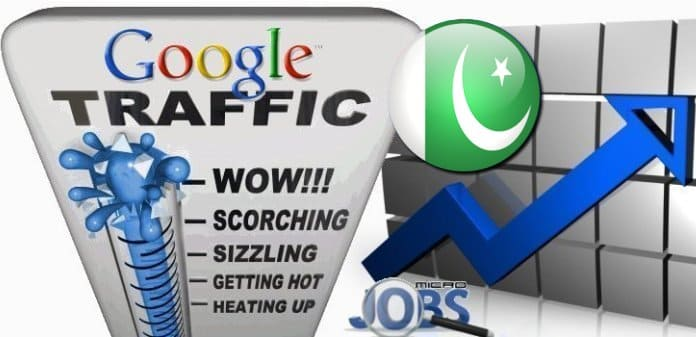 Buy Google.com.pk Traffic