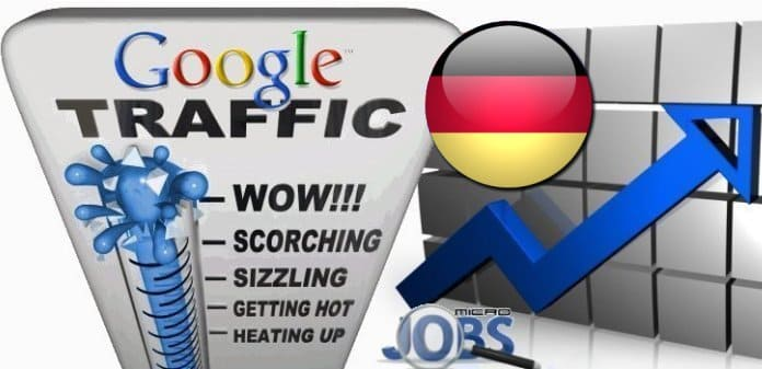 Buy Google.de Traffic
