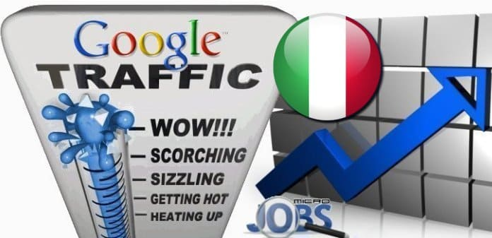 Buy Google.it Traffic