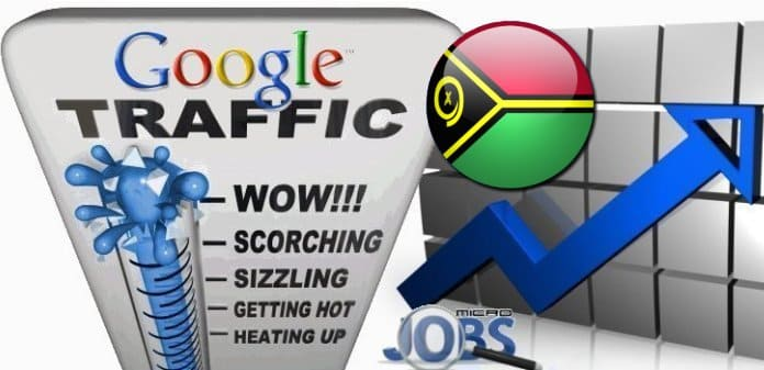 Buy Google.vu Traffic