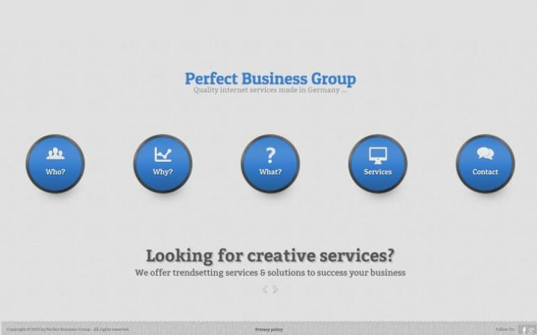 Perfect Business Group
